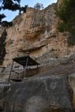 Пещерный храм прп. Харитона Исповедника и Звонница