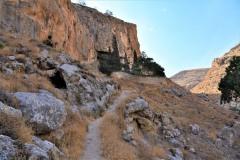 Путь к монастырю преподобного Харитона Исповедника