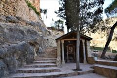Образ Пресвятой Богородицы при входе в монастырь
