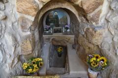 Гробница преодобного Харитона Исповедника