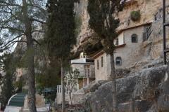 Внутренний вид монастыря
