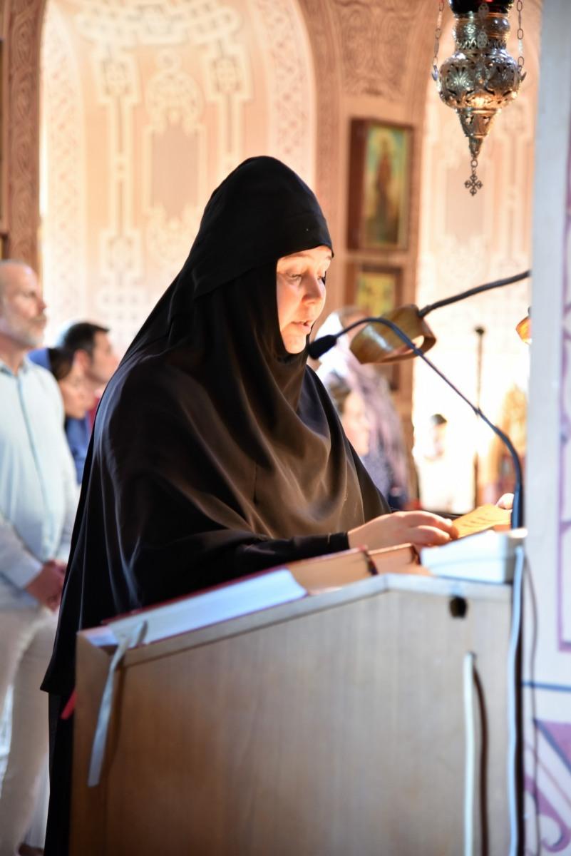 Монастырь равноапостольной Марии Магдалины. Всенощная