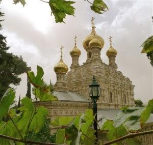 Храм св. Марии Магдалины в Гефсиманском саду