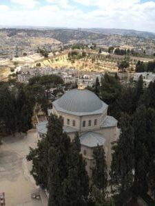 Вознесенский храм на Елеоне
