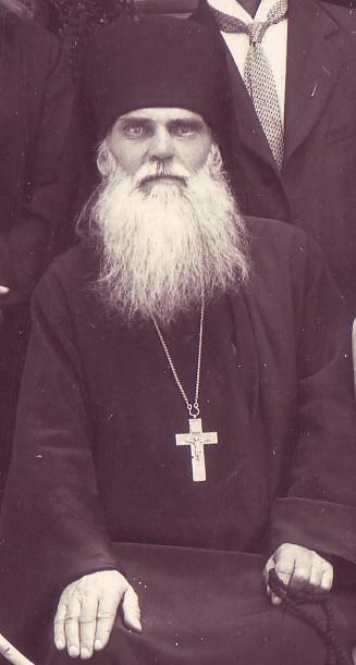 Иеромонах Мелетий (Розов). Иерусалим 1930-е годы