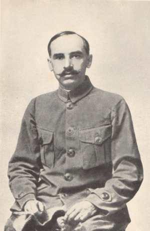 Следователь по особо важным делам Николай Соколов (1882-1924)