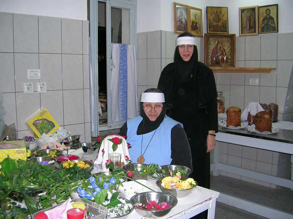 Украинские куличи